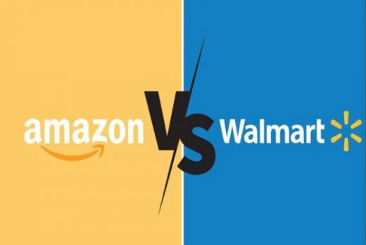 walmart- amazon invertir inteligente