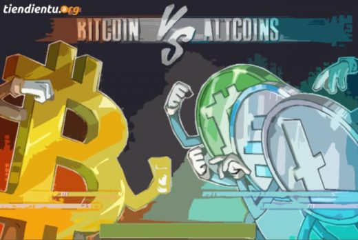 bitcoin vs altcoin brokers confiables